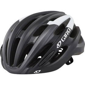 Giro Foray Fietshelm, black/white